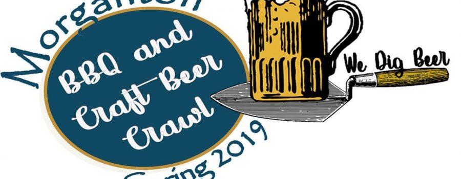 Exploring Joara Benefit Beer Crawl